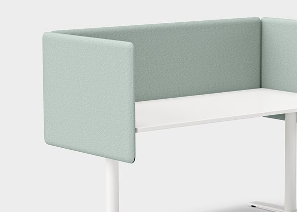 Vibe Desk Screens Desk Screens - Office Furniture | Kinnarps